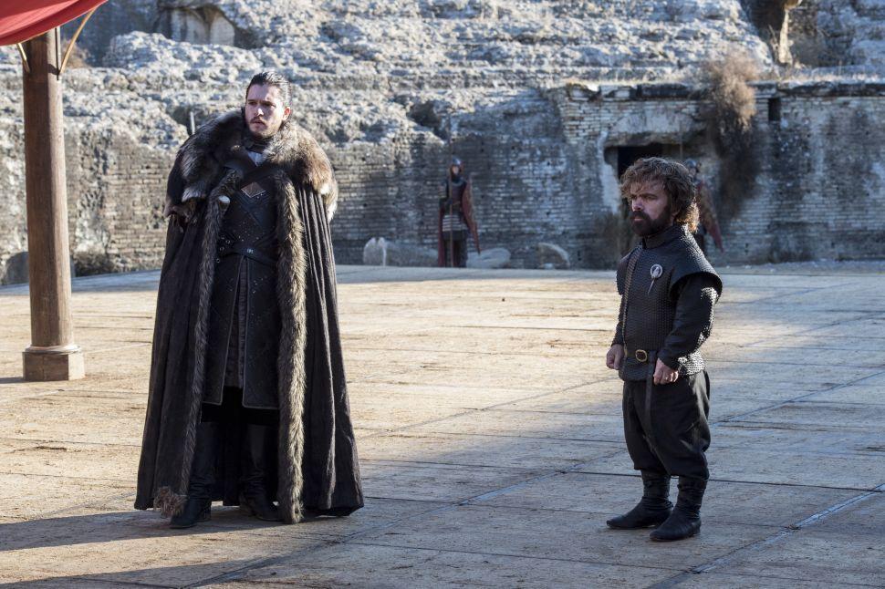 'Game of Thrones' Season 7 Finale Ratings