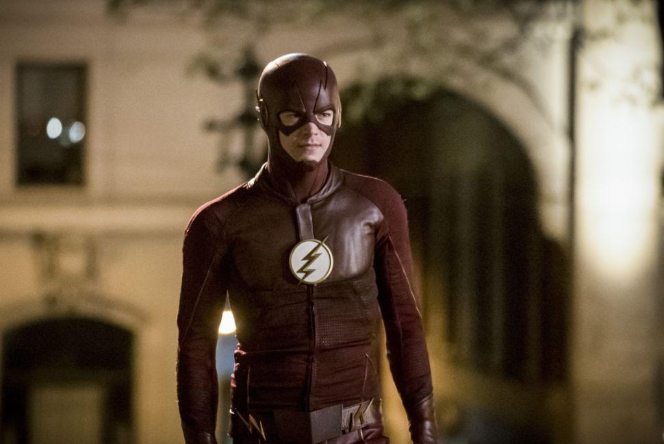 The Flash CW Greg Berlanti
