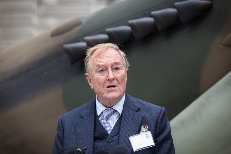Robert Hardy Cause of Death