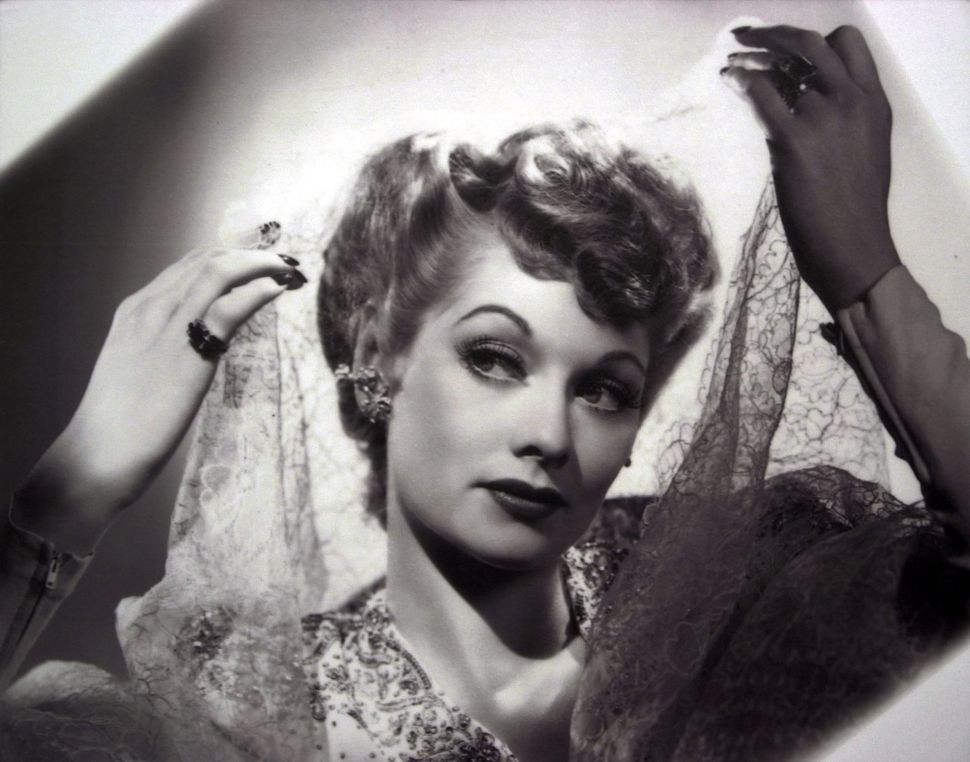 Amazon Studios Lucille Ball Biopic