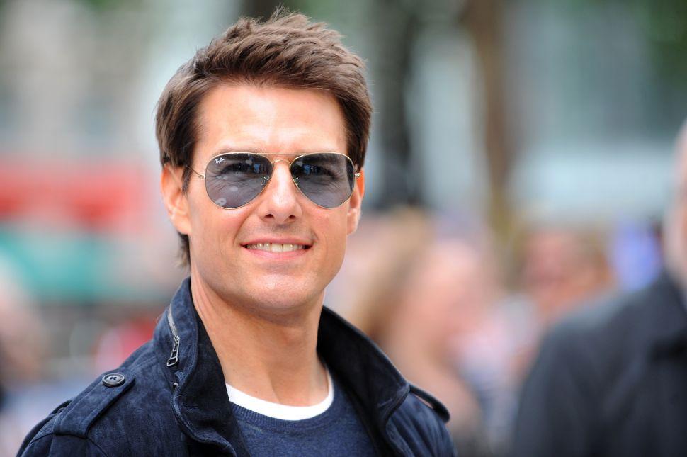Tom Cruise Injured Stunt Mission Impossible