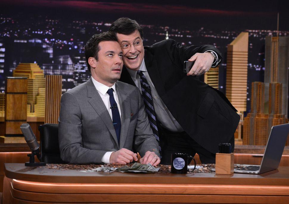 Robert Greenblatt Defends Jimmy Fallon Ratings