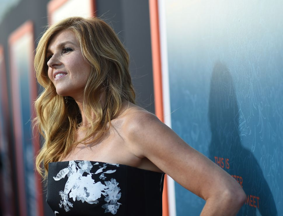 Connie Britton 'Smilf' Showtime