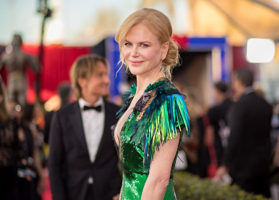 Nicole Kidman TV Women CBS