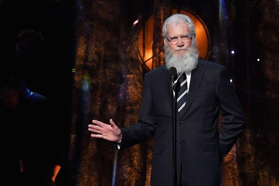 David Letterman Netflix Salary Revealed