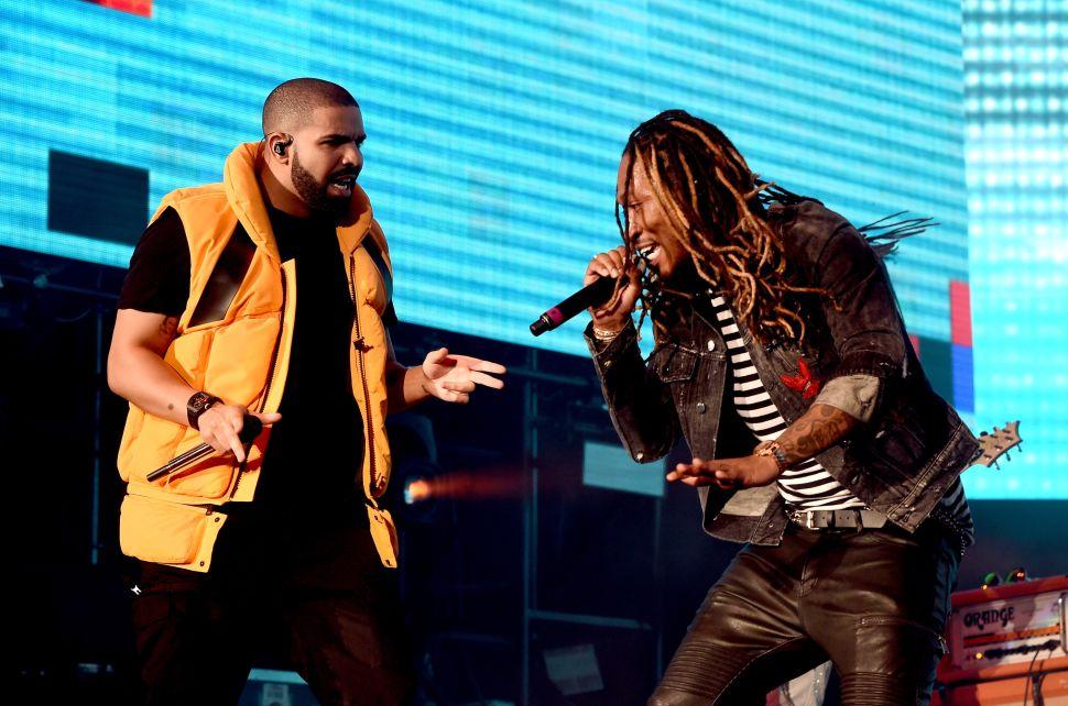 Drake, Future $25 Million lawsuit