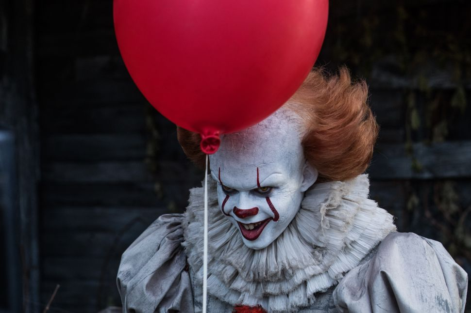 'It' Box Office Tracking & Predictions