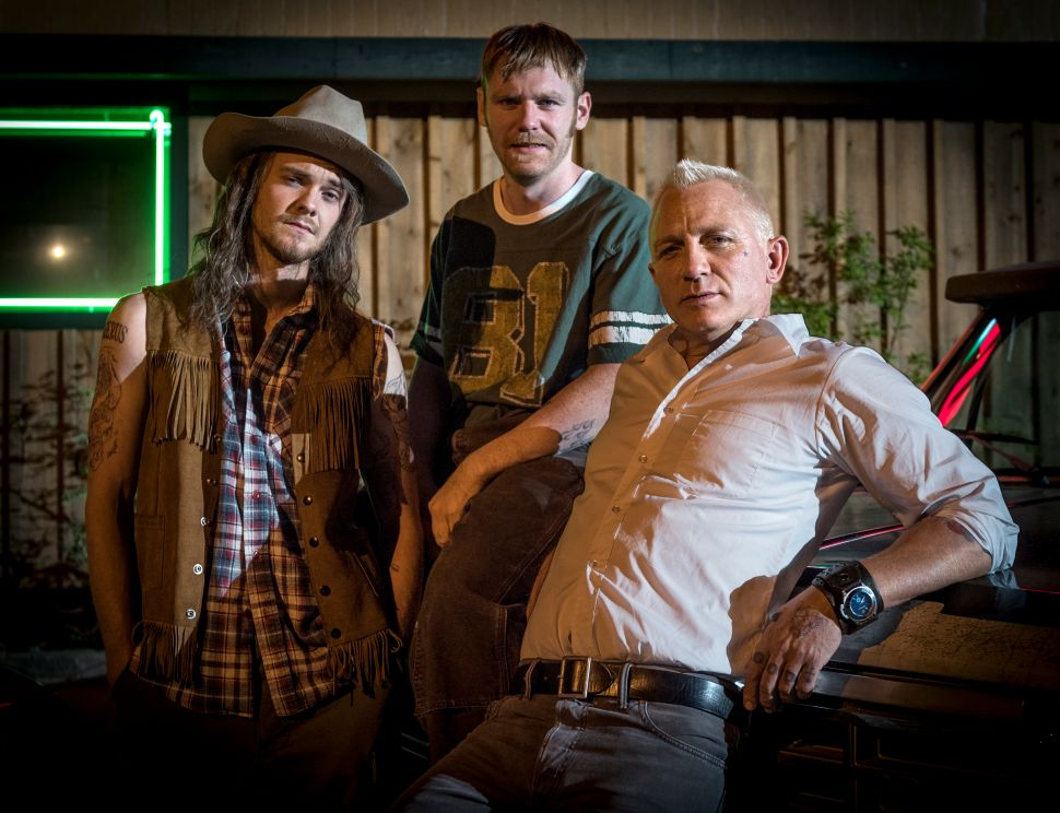 LOGAN LUCKY box office predictions