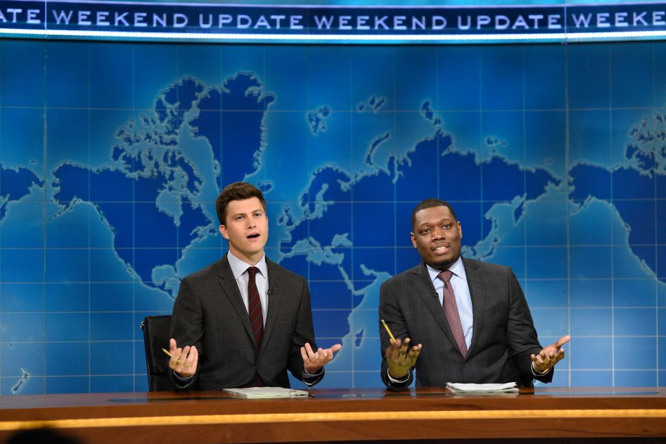 Saturday Night Live: Weekend Update - Season 1 Ratings