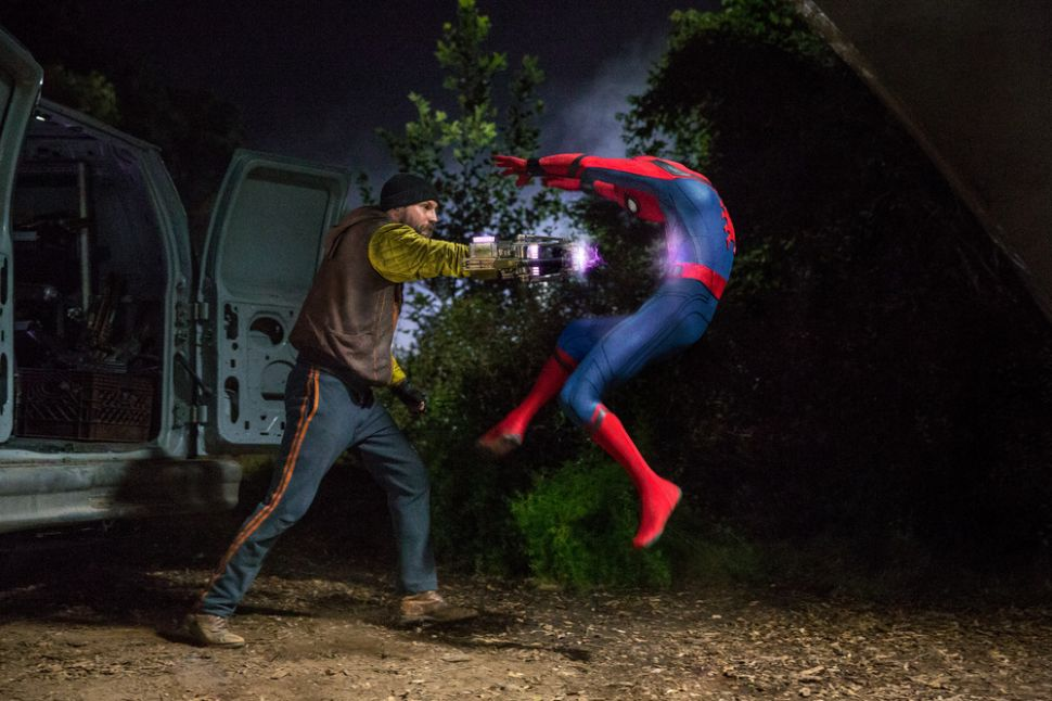Spider-Man: Homecoming Box Office Marvel Comparison