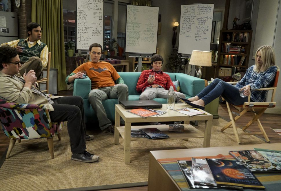 'The Big Bang Theory' Live-Stream Season 11 Premiere