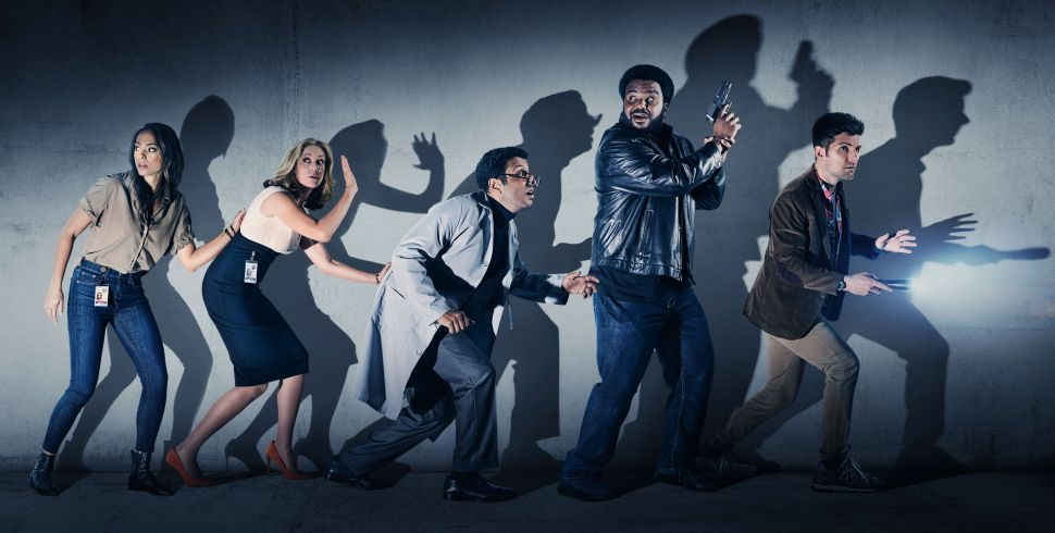 'Ghosted' Live Stream Series Premiere