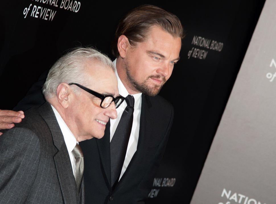 Leonardo DiCaprio Martin Scorses Teddy Roosevelt Movie