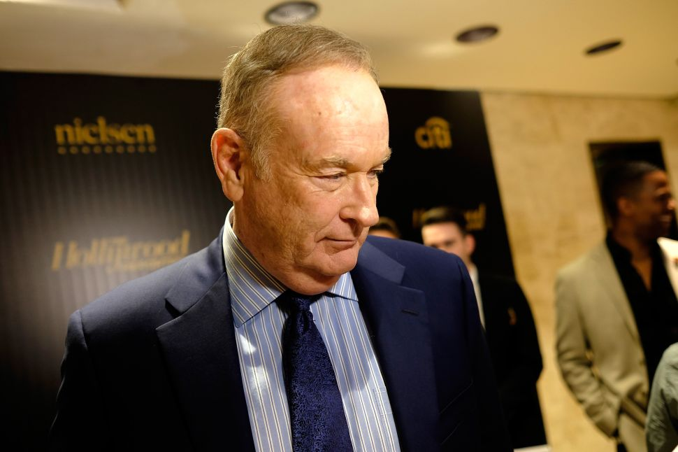 Bill O'Reilly Cancels CNN Appearance