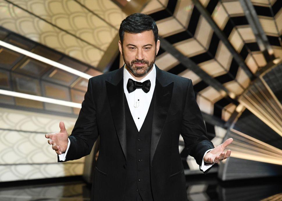 Jimmy Kimmel Bill Cassidy TrumpCare