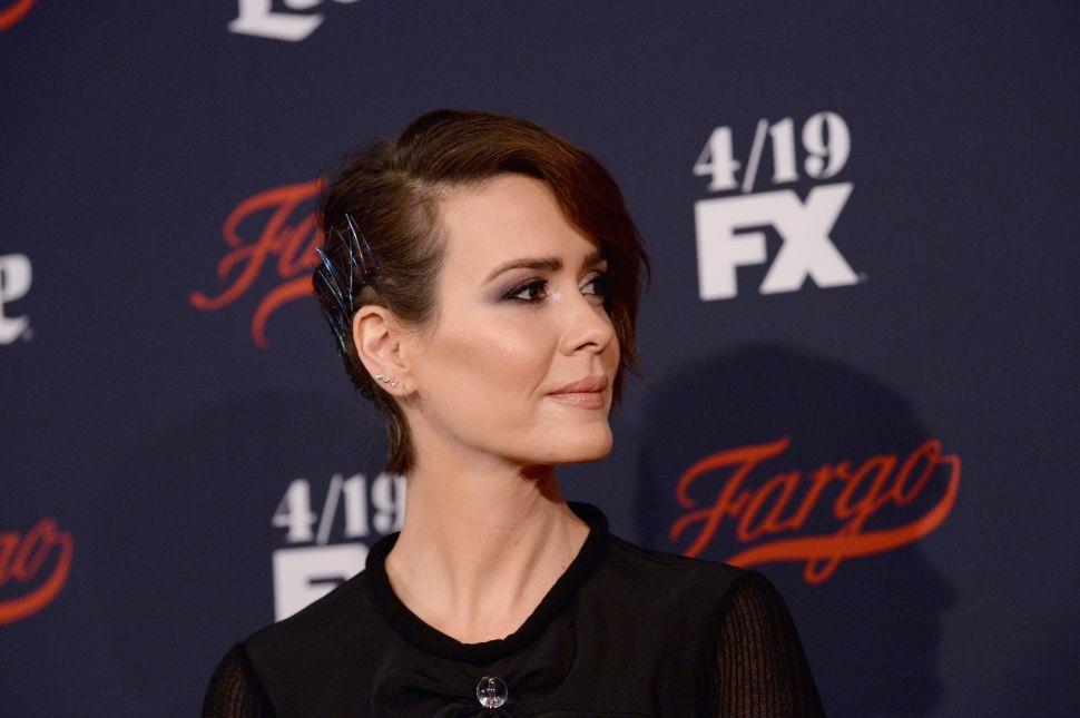 Sarah Paulson Nurse Ratched Netflix Series