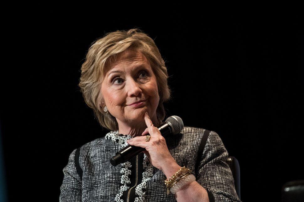 Hillary Clinton CBS Sunday Morning