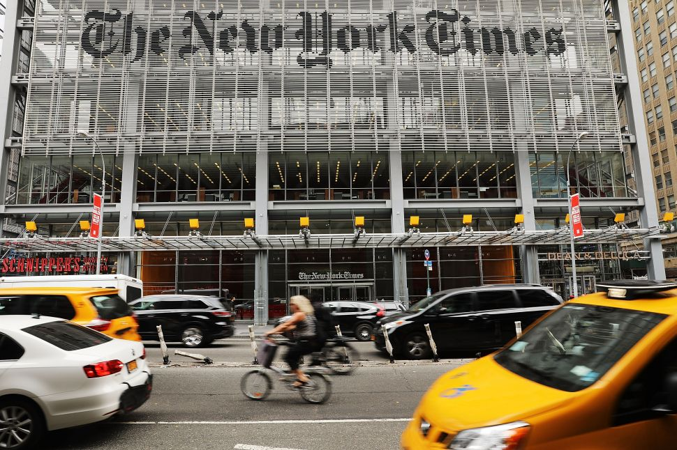 The New York Times needs to take a long, hard look at its theater coverage.