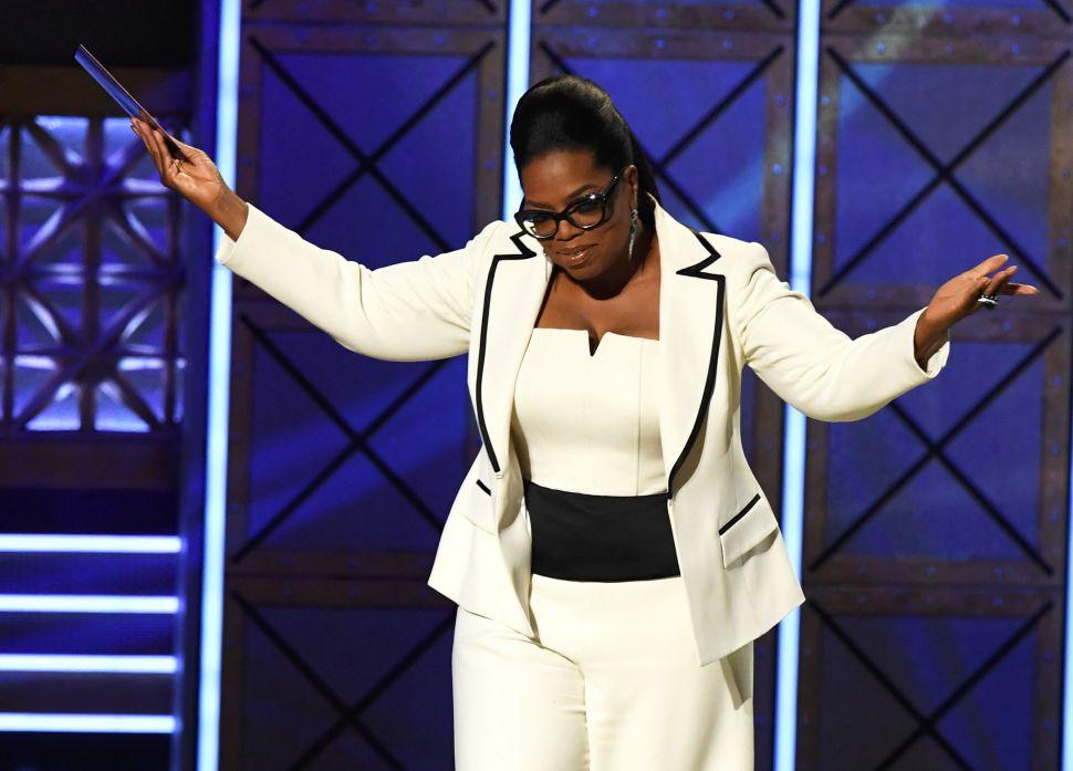 Oprah President 2020