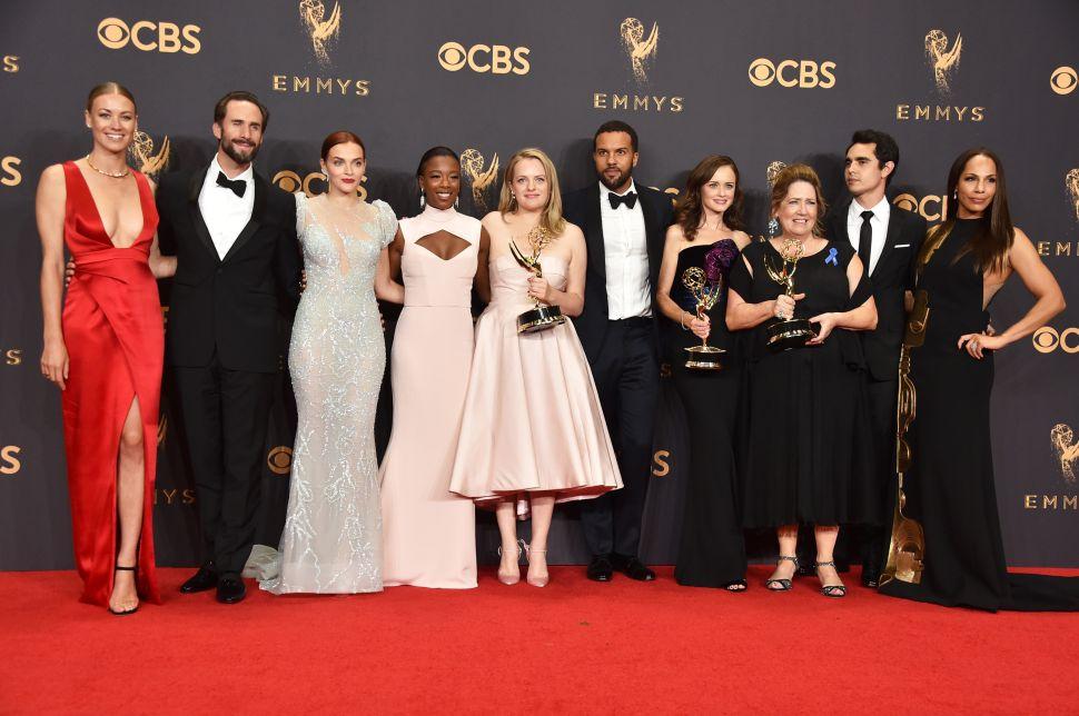 Emmys Winners List 2017
