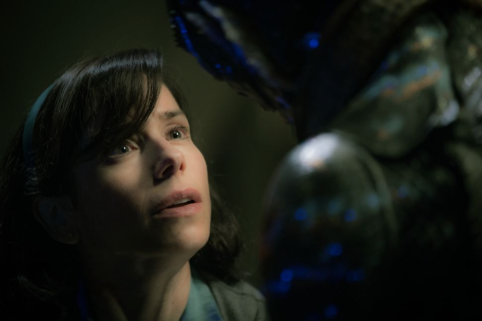 The Shape of Water Movie Reviews