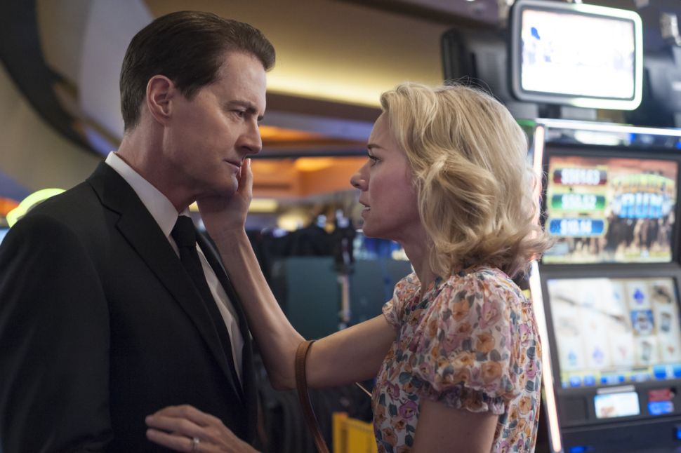 'Twin Peaks' Ratings Showtime