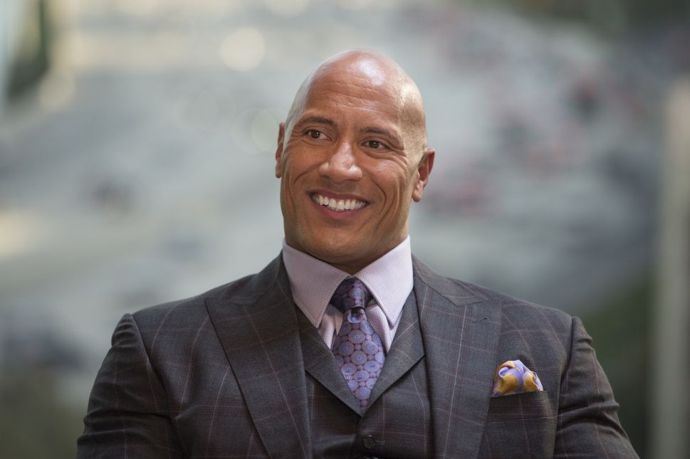 Dwayne Johnson Box Office
