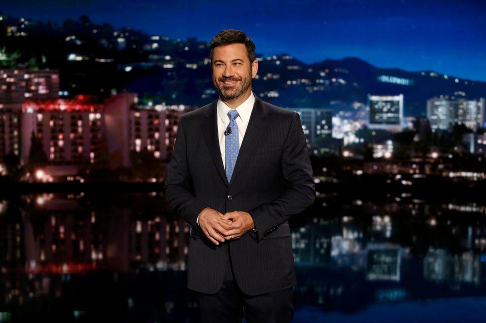 Late Night TV Ratings Kimmel Fallon Colbert