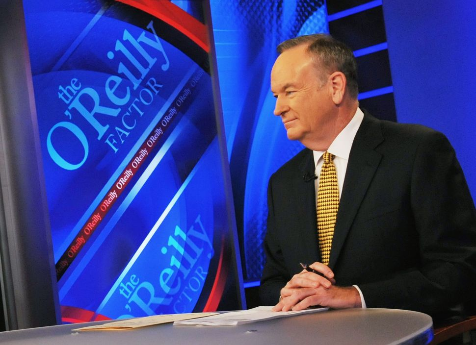Bill O'Reilly Sexual Harassment Comments