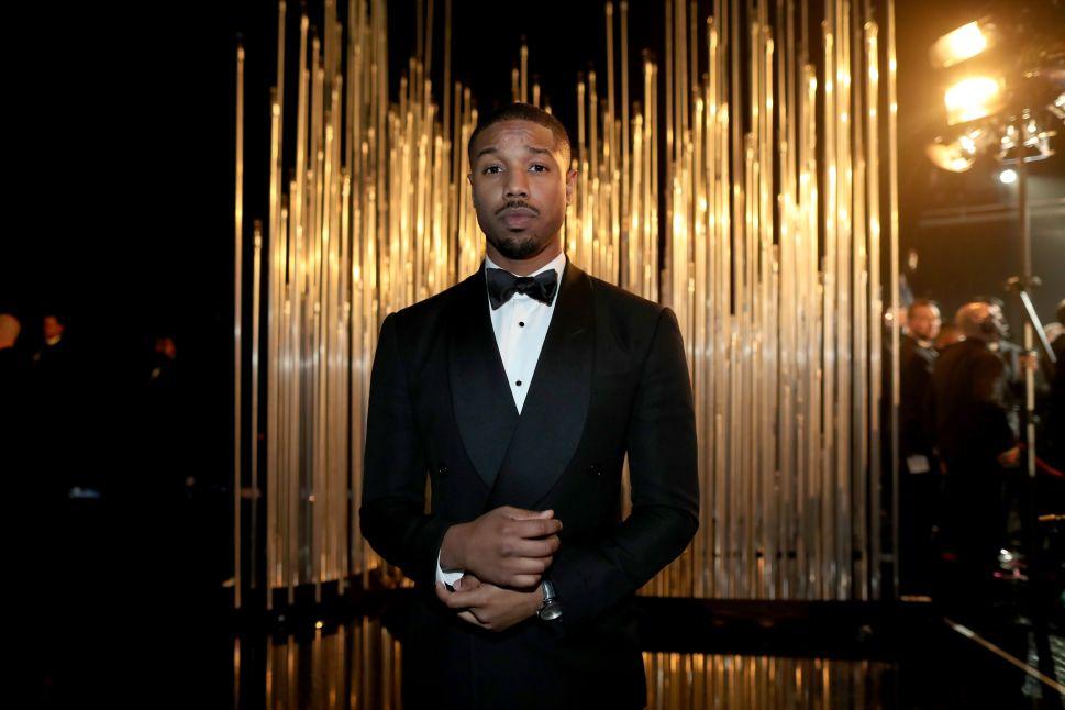 Michael B. Jordan Netflix 'Raising Dion'