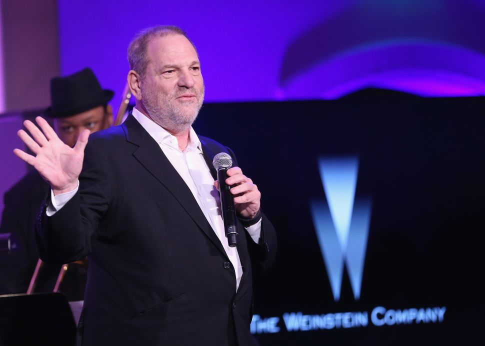 The Weinstein Company Harvey Weinstein Scandal
