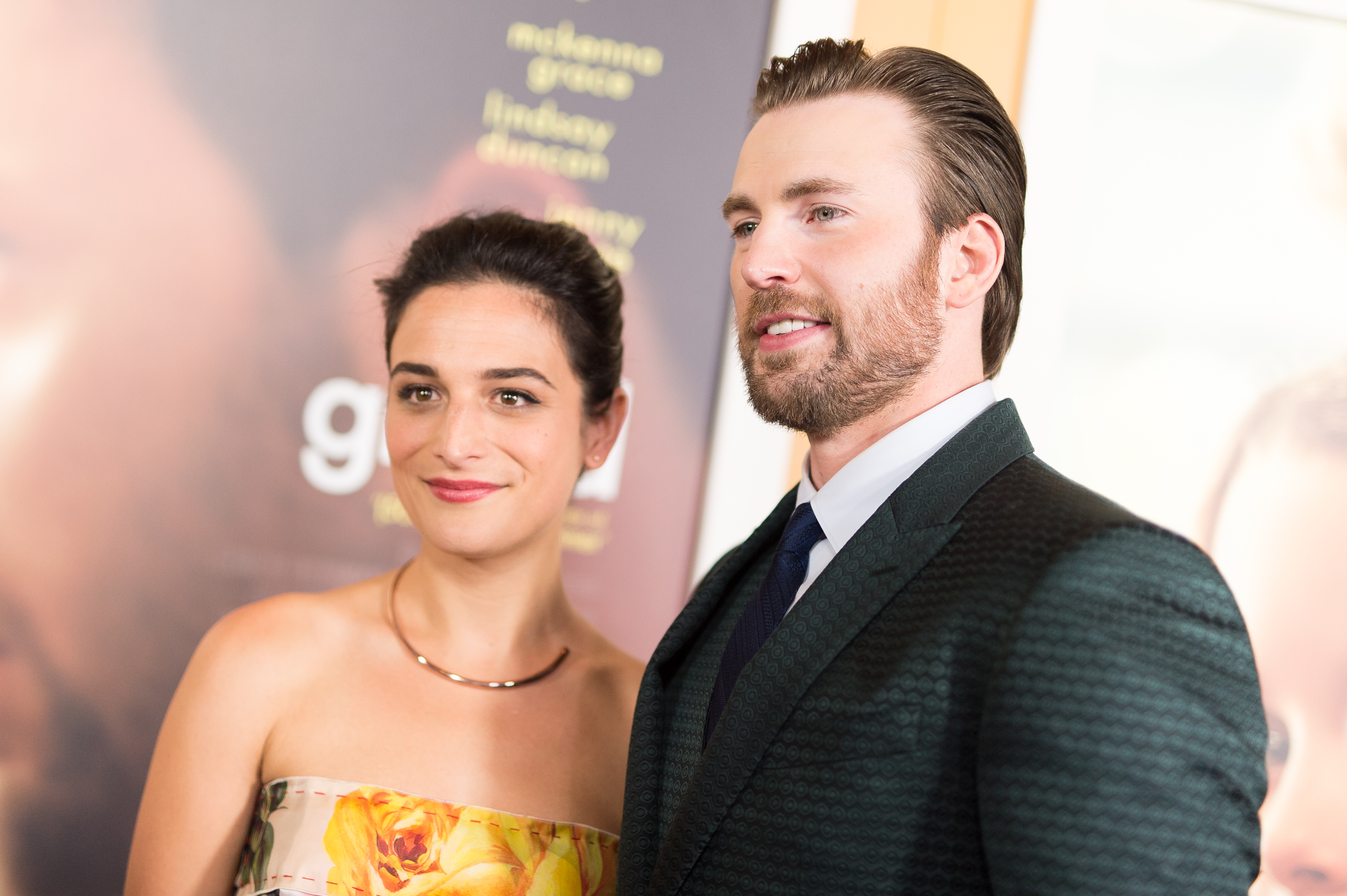 chris evans dating jenny slate