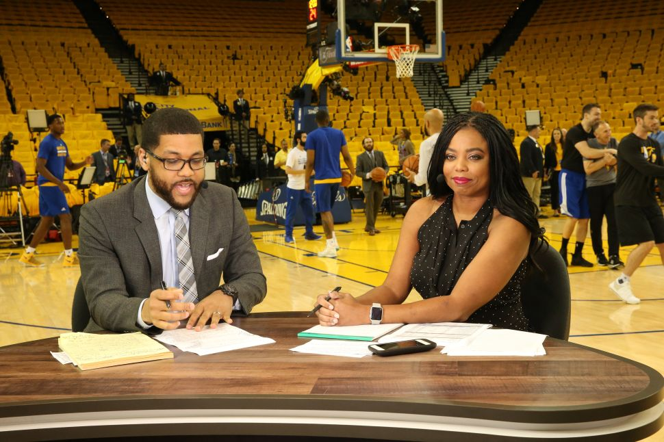 ESPN Suspends Jemele Hill