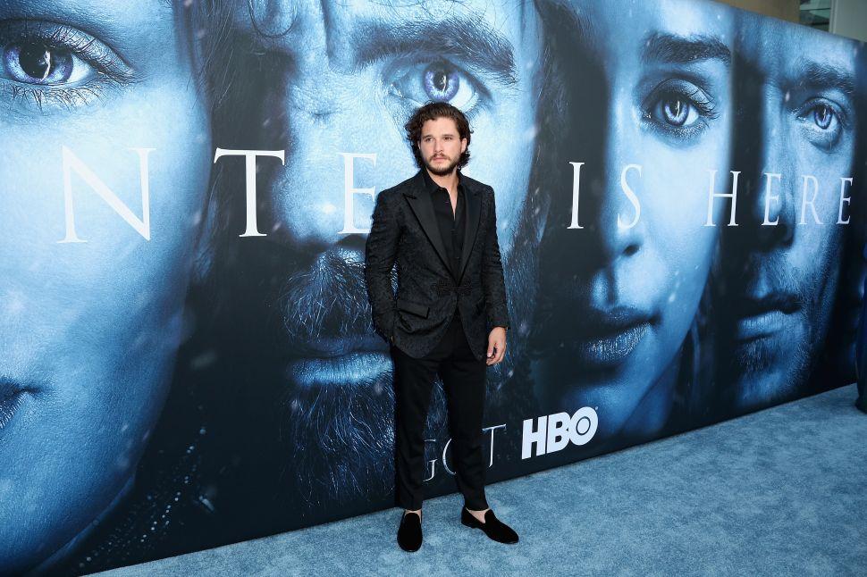 Kit Harington HBO 'Gunpowder'