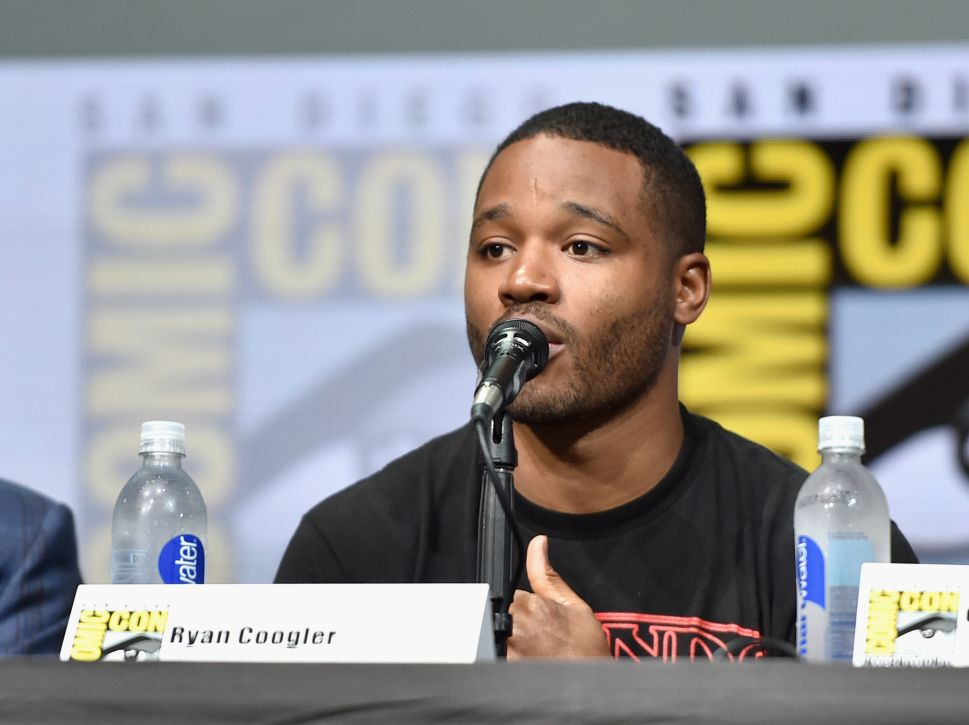 Ryan Coogler Black Panther Marvel