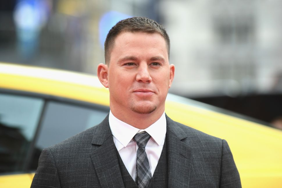 Channing Tatum Gambit Movie