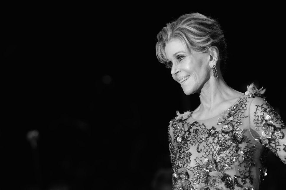 Jane Fonda Interview