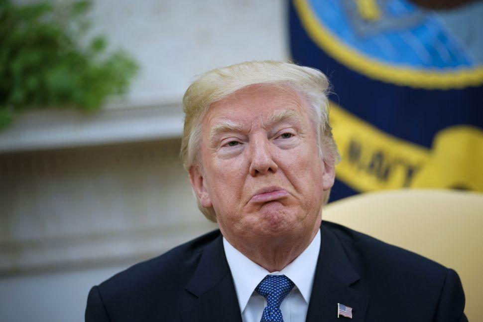 Donald Trump NBC License Threat