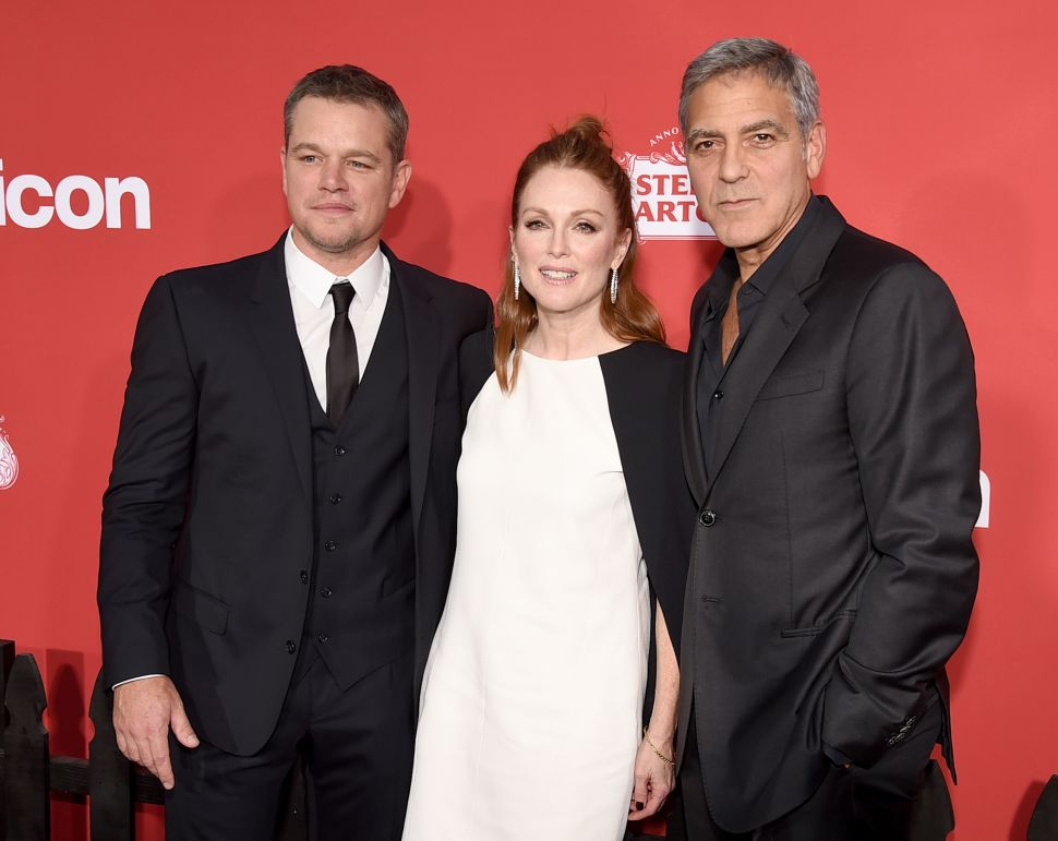 'Suburbicon' George Clooney Box Office
