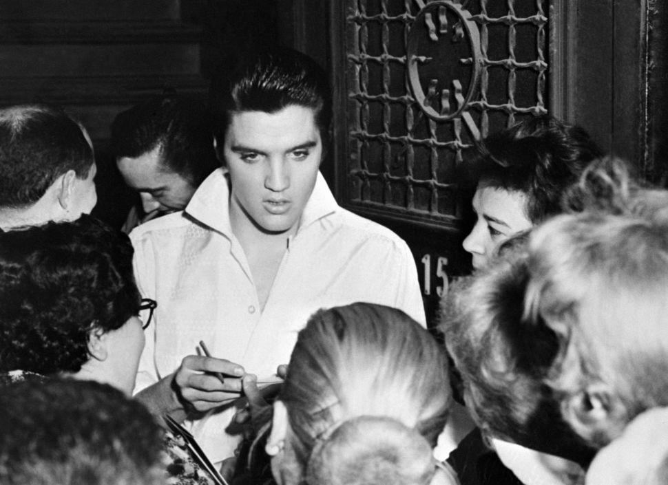 Apple Elvis Presley Harvey Weinstein