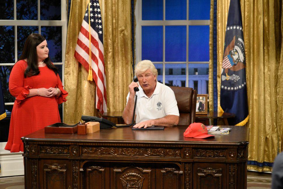 Alec Baldwin Donald Trump Impression