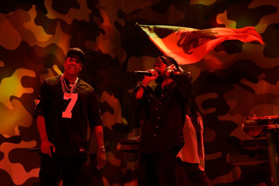 Jay-Z Colin Kaepernick 'Saturday Night Live'