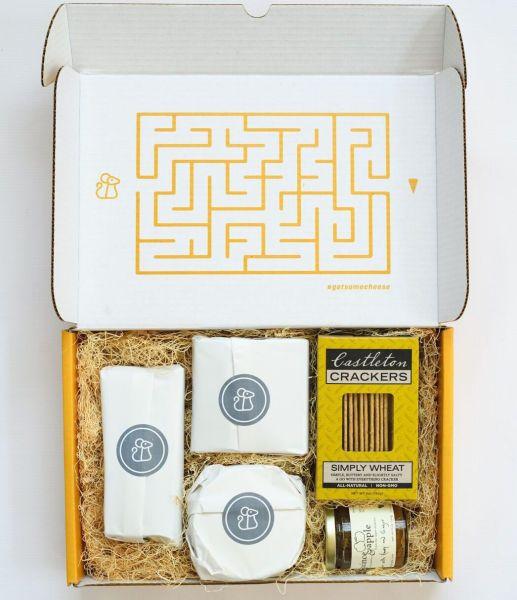 cheesemonger box