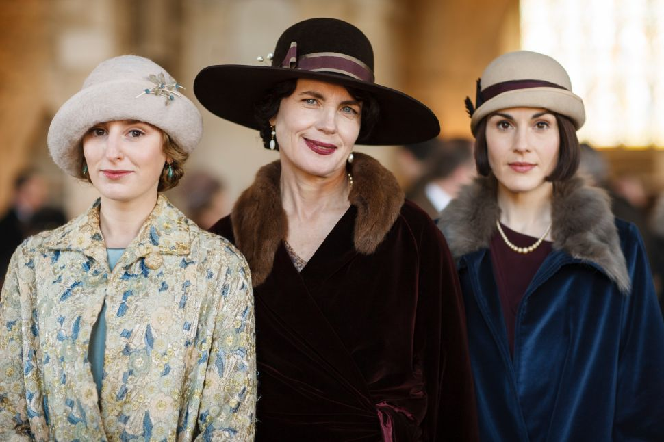 'Downton Abbey' Movie Details Michelle Dockery