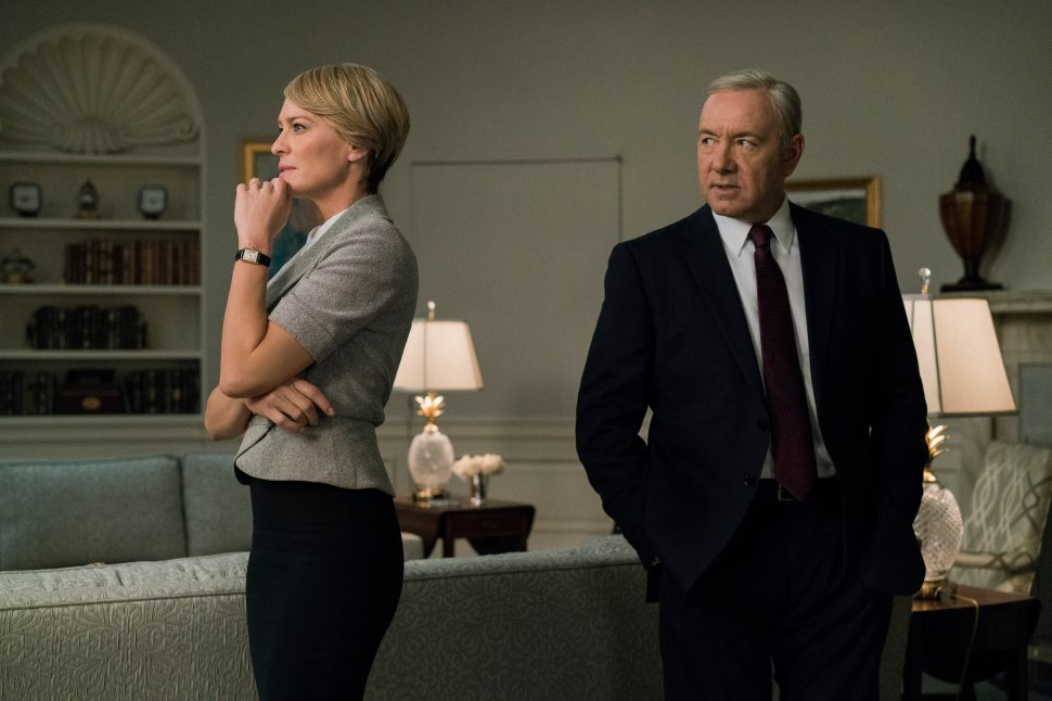 'House of Cards' Season 6 Netflix