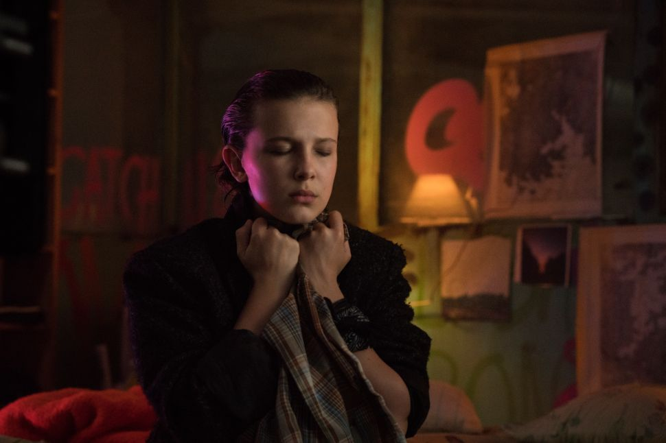 Millie Bobby Brown 'Chronicles of Narnia'
