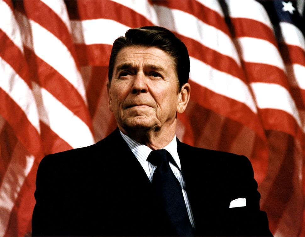 Ronald Reagan USA Network Series