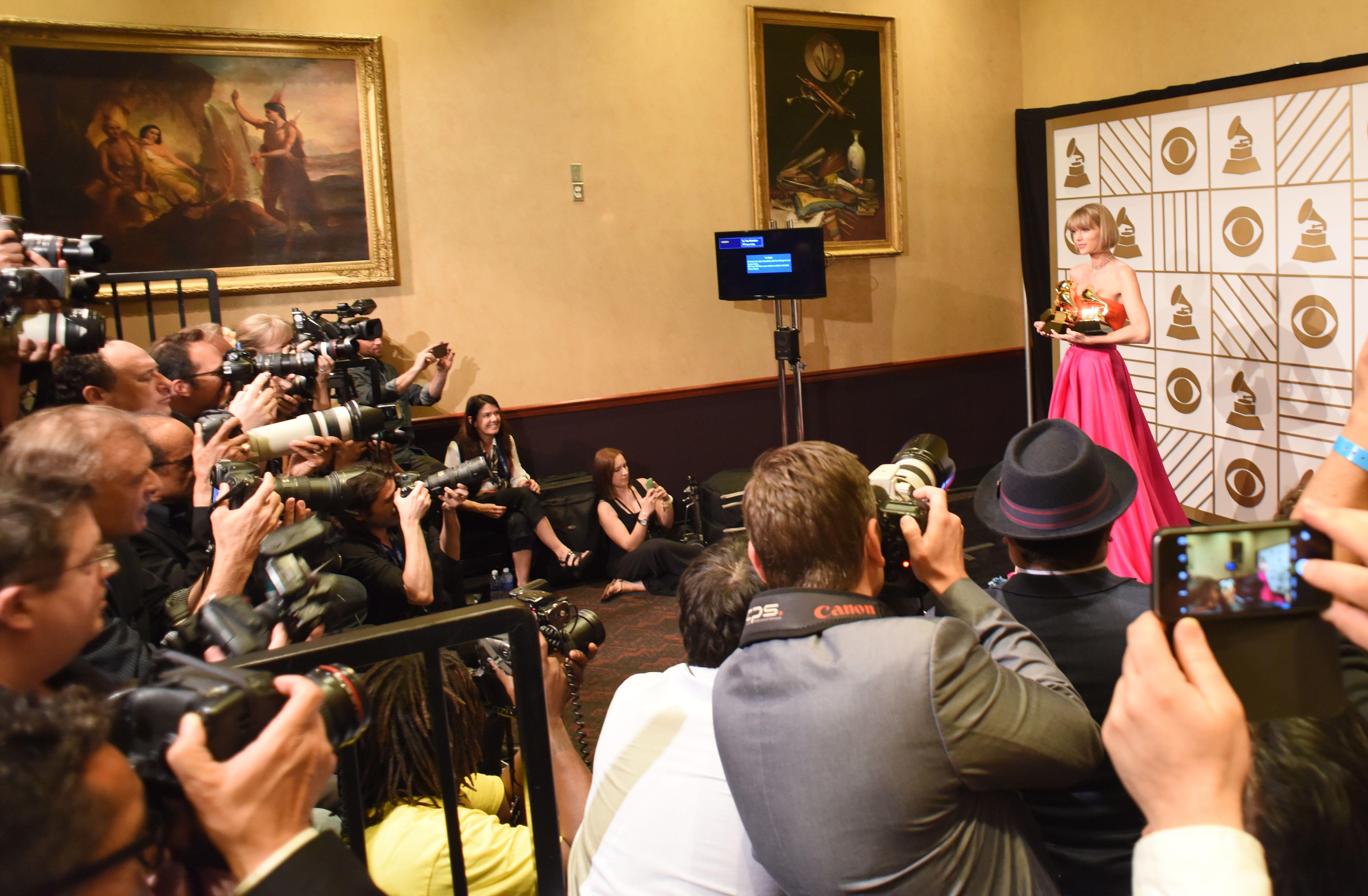taylor swift media