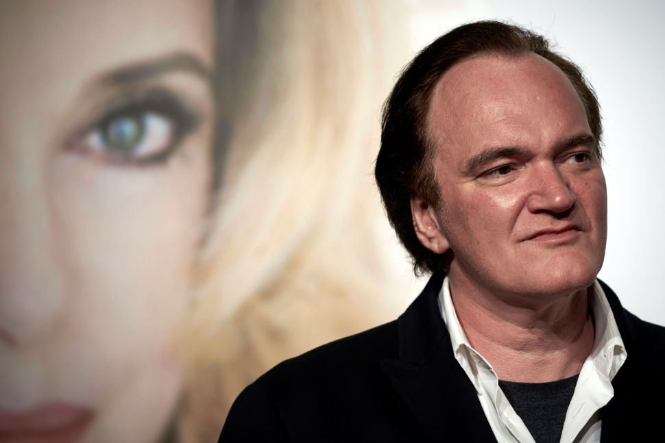Quentin Tarantino Manson Family Movie Spoilers
