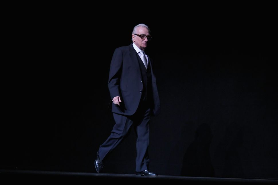 Netflix Martin Scorsese Irishman Theaters